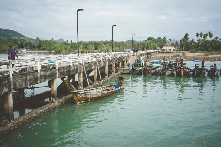 port w Ao Nammao