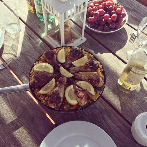 domowa paella