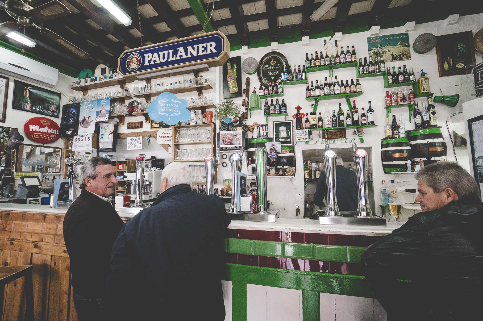 szeroki wybór piwa, głównie dla niemieckich turystów ;-)