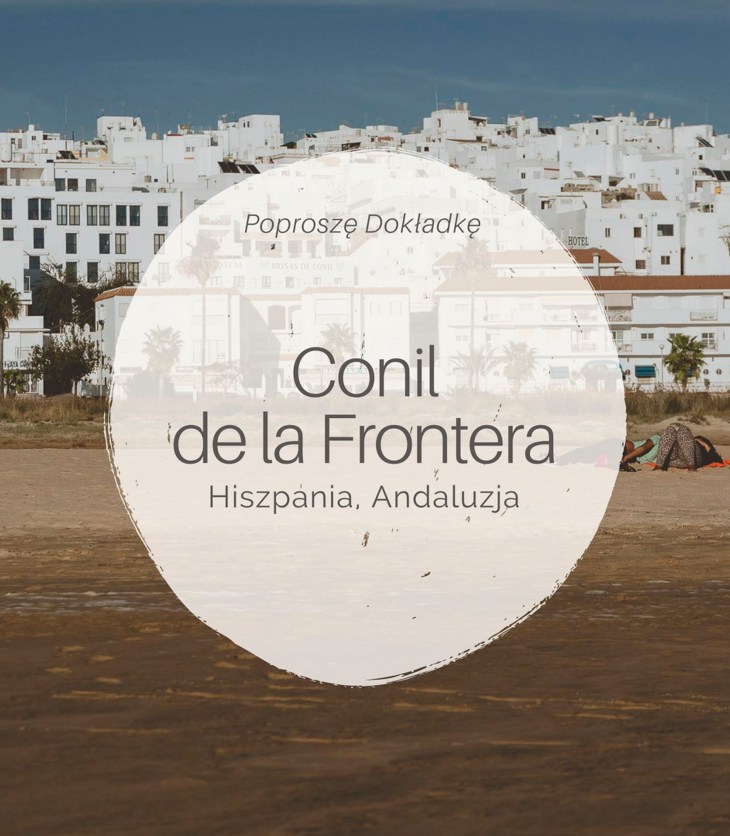 Conil de la Frontera plaże - Hiszpania, Andaluzja