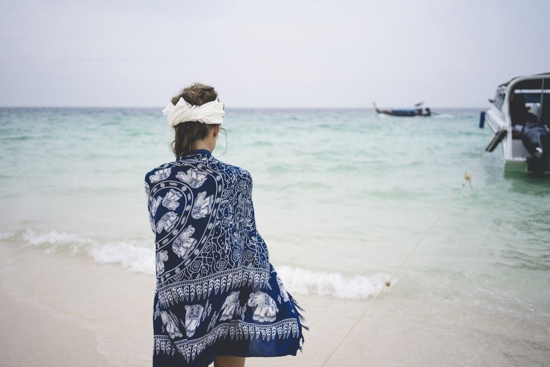 piękna Bamboo Island
