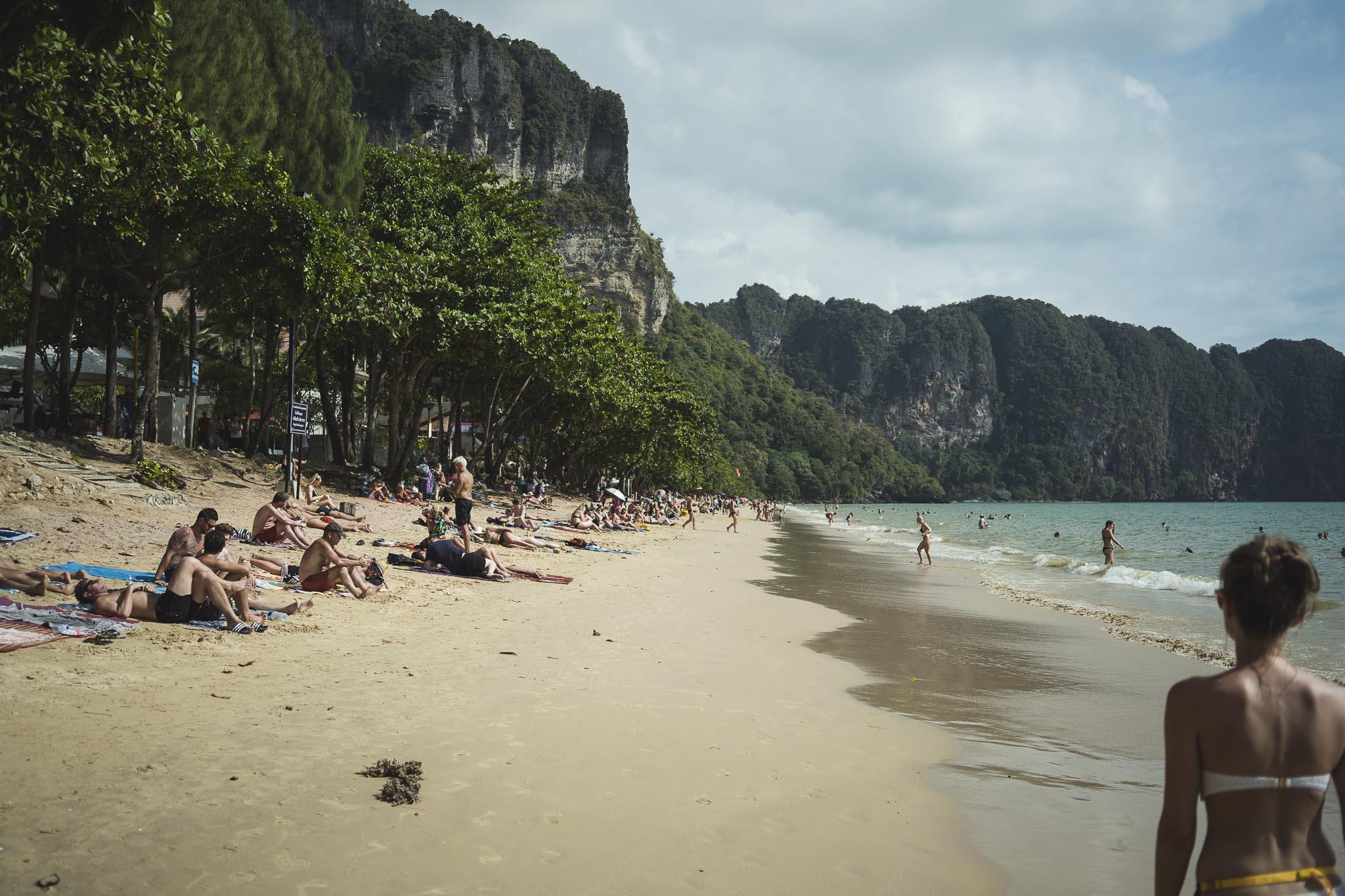 plaża w Ao Nang
