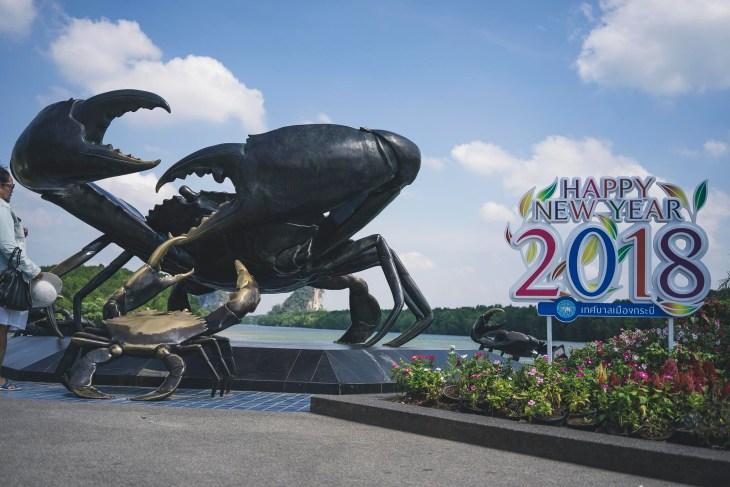 pomnik Krabów