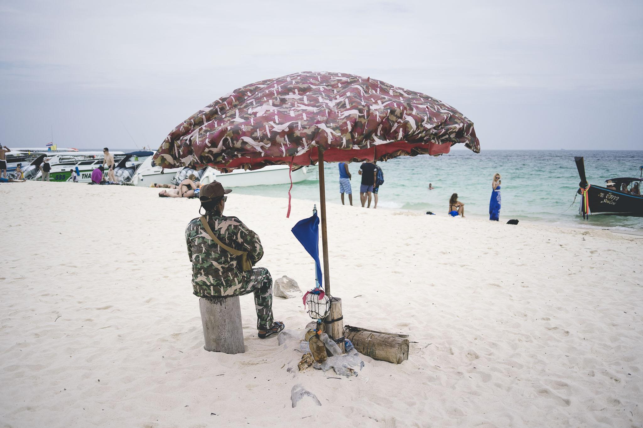 Straż plażowa