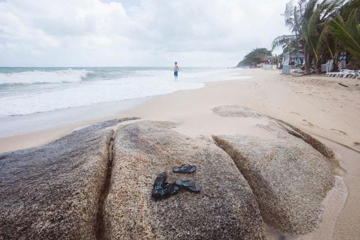 plaża Lamai
