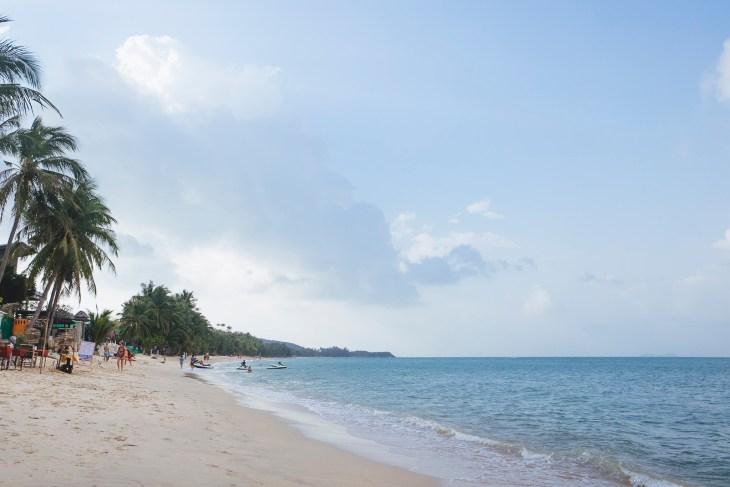plaża Mae Nam