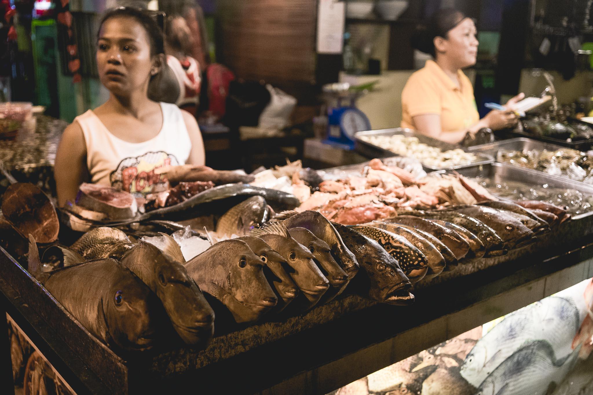 świeże ryby i owoce morza, w Puerto to punkt obowiązkowy!