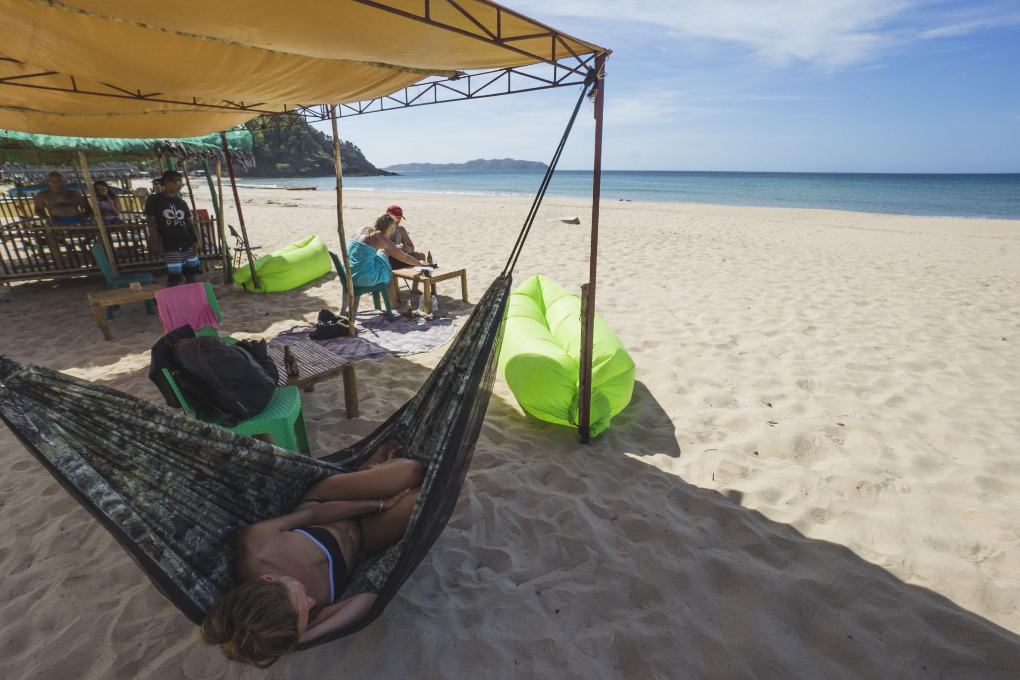 Duli Beach, El Nido, Palawan