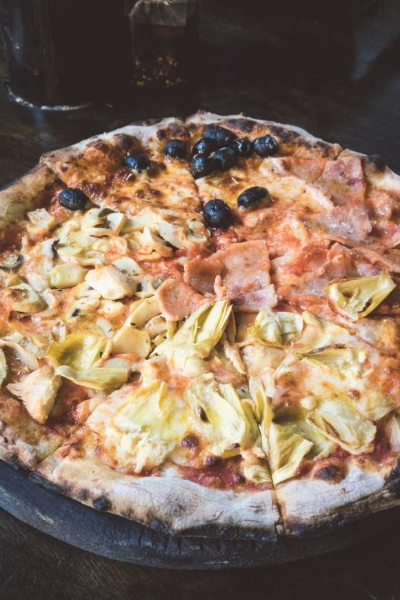 pizza prawdziwie włoska!
