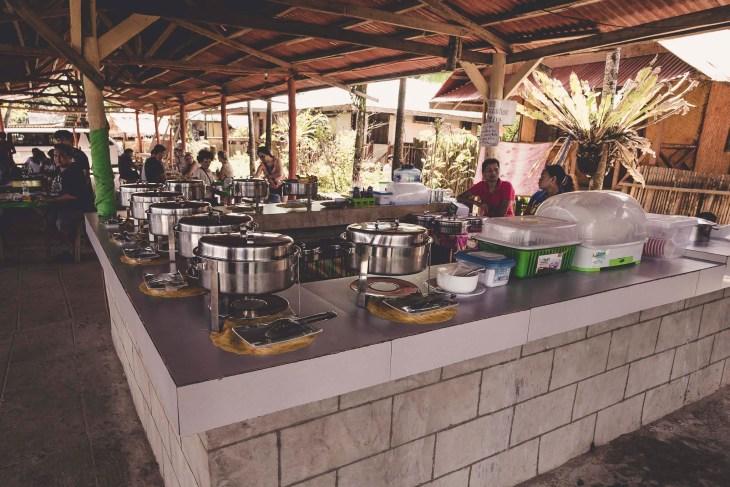 garowy lunch w Sabang