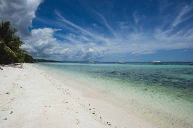 White Beach - najpiękniejsza plaża Panglao