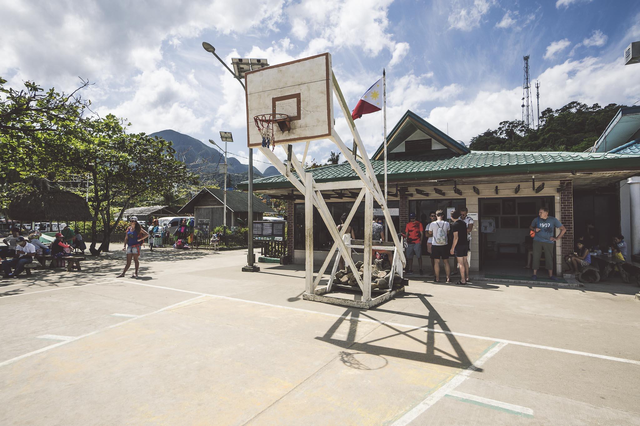 Filipiny, Palawan, koszykówka