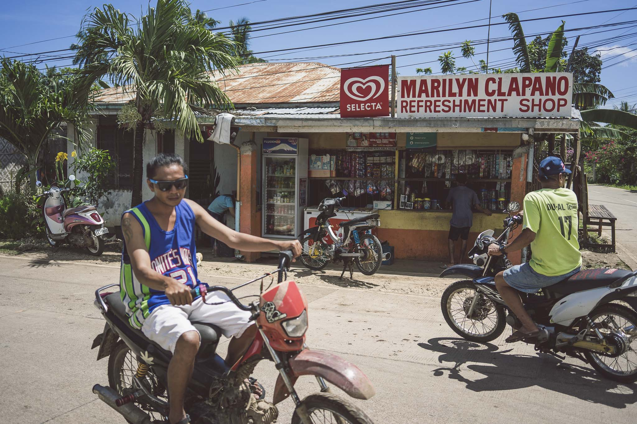 Sklep na rogu, Filipiny, Panglao