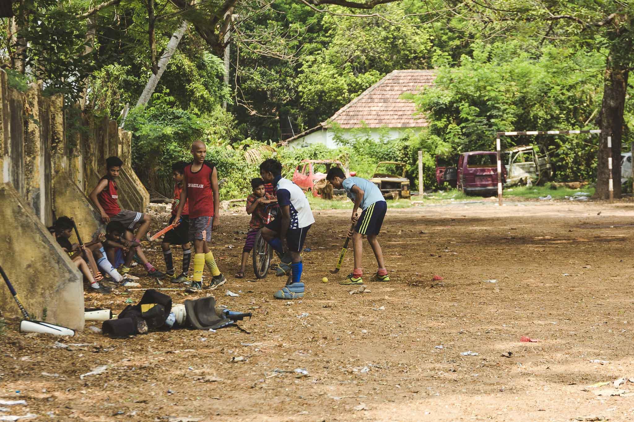Krykiet, Kochi, Kerala, Indie