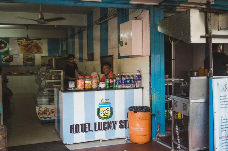 Hotel Lucky Star, Fort Kochi, Kerala, Indie