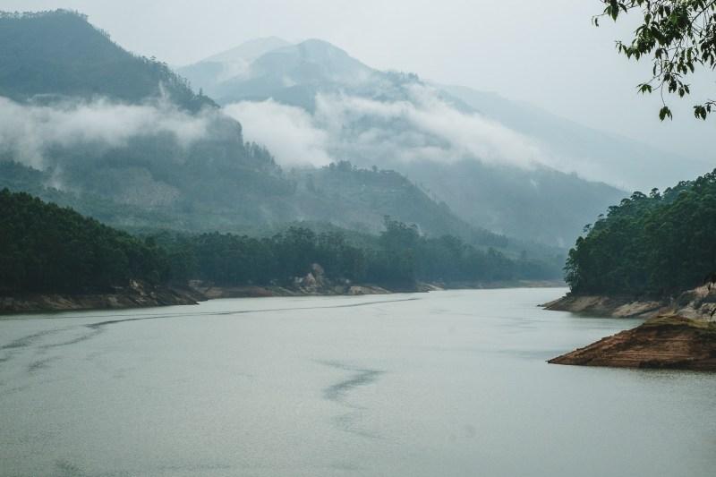 Mattupetty Dam, Munnar, Indie