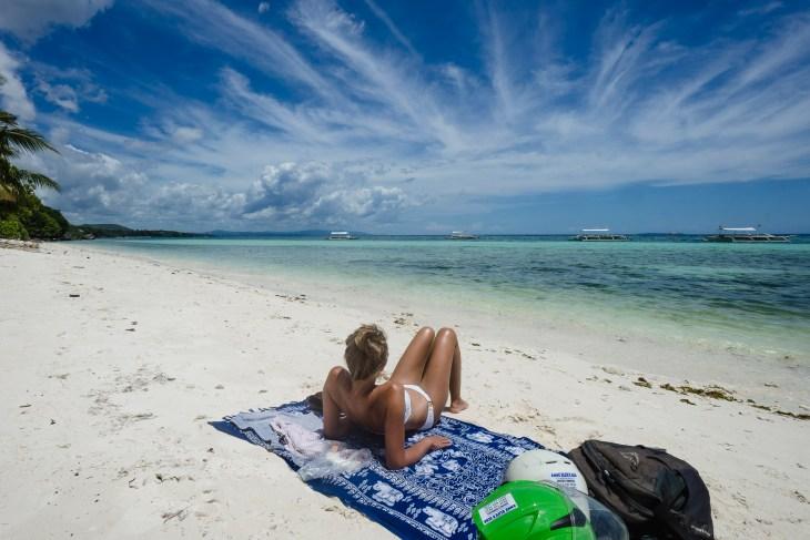 rajskie filipińskie plaże