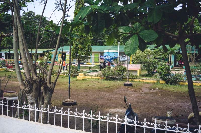 Szkoła podstawowa, Filipiny, Panglao