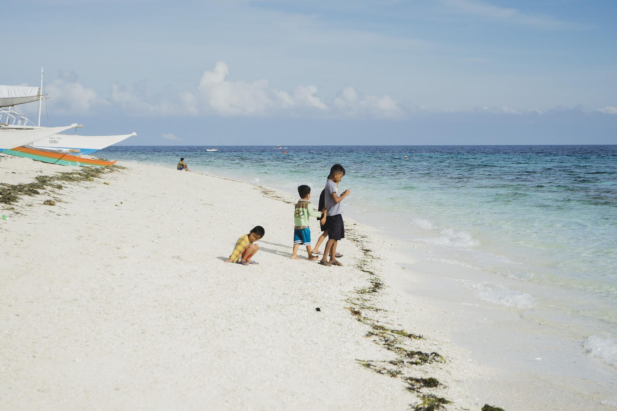 Balicasag, Filipiny, Panglao