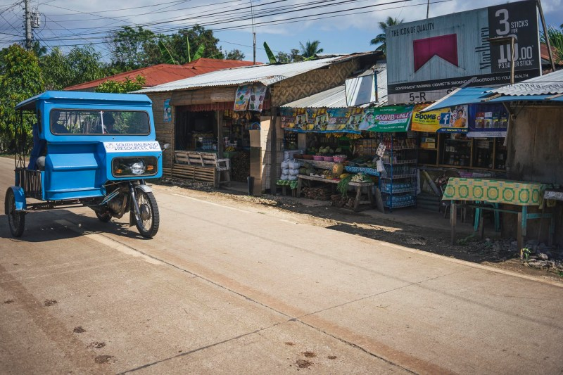 Sklep, Panglao, Filipiny
