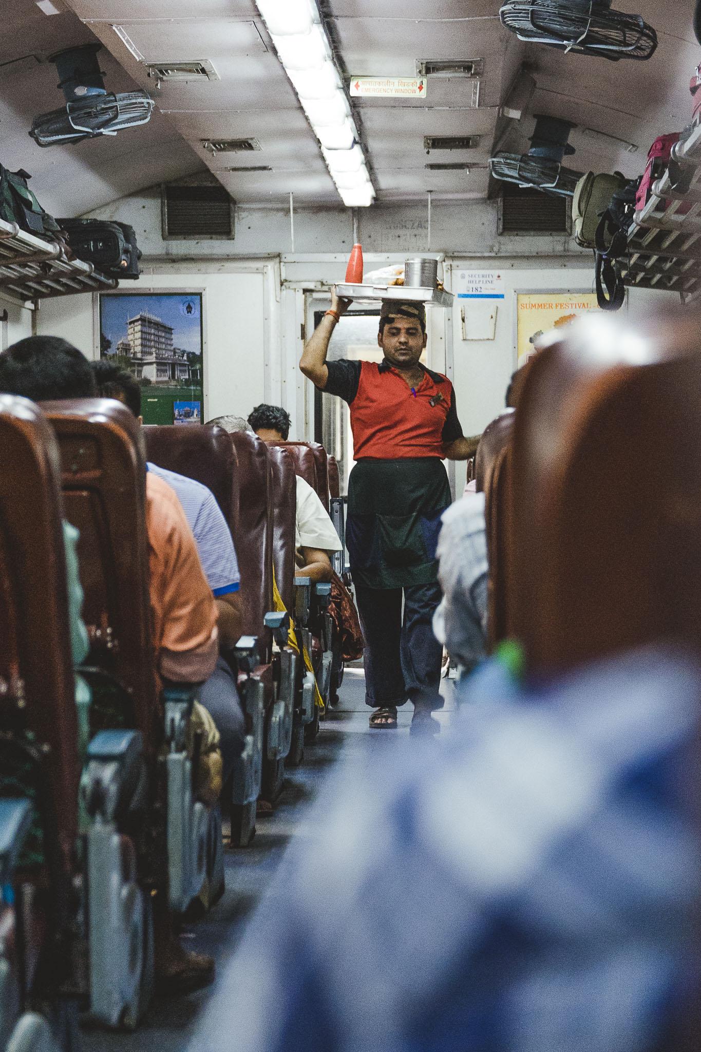 pociąg, Indie