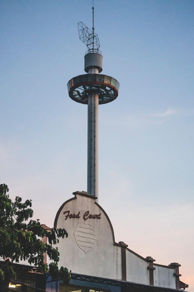 oko Malakki, czyli obrotowa wieża