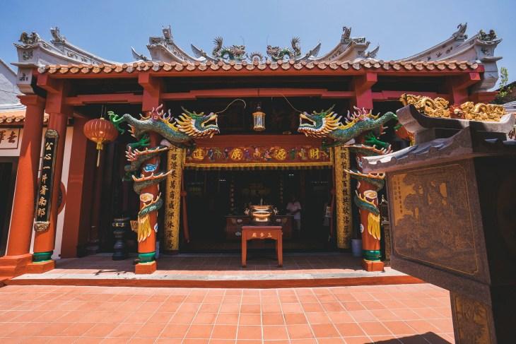 """i chińska świątynia """"prawdziwa"""" :-)"""