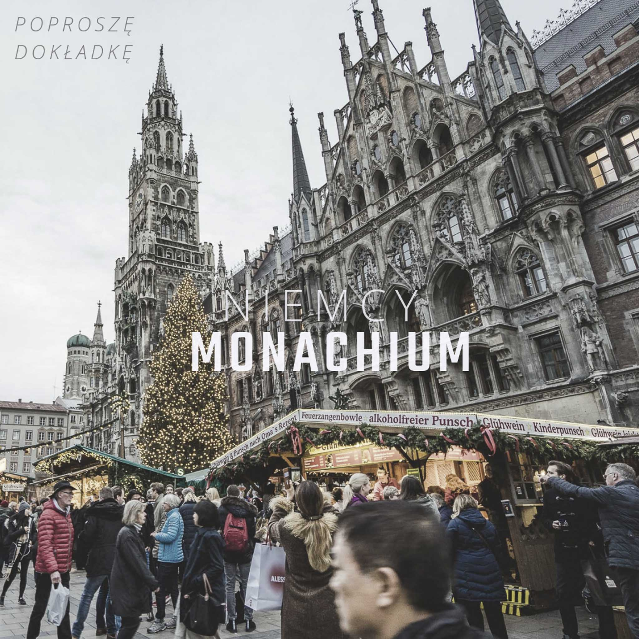 Niemcy - Monachium