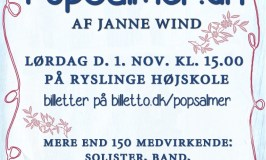 Release koncert og reception 1. nov. kl. 15.00