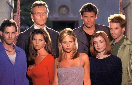 Achados e Perdidos: Buffy, a Caça-Vampiros 1