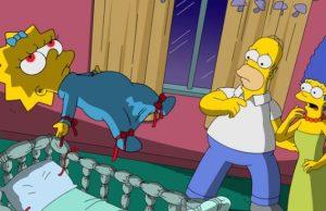 Halloween: A Casa da Árvore dos Horrores de The Simpsons 2