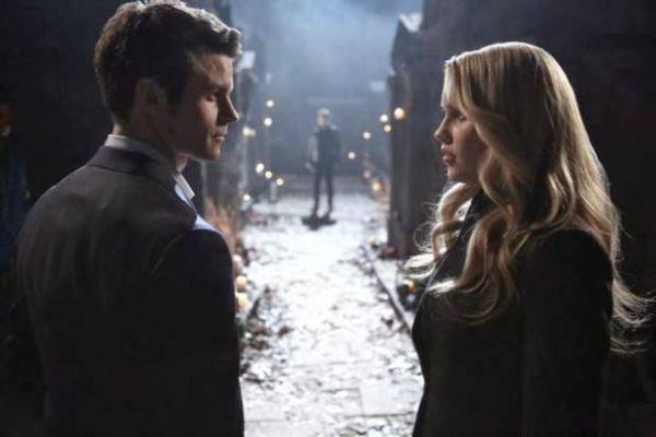 The Originals: Marcel e Rebekah em fuga! 1