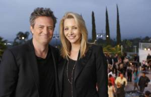 Reunião de Friends; Matthew Perry participa de Web Therapy 2