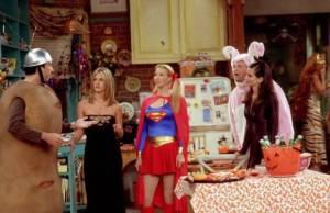 Flashback: Monica organiza festa de Halloween 1