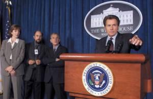 Flashback: Jed Bartlet enfrenta debate presidencial em West Wing