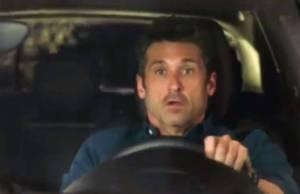 Grey's Anatomy: Derek é testemunha de terrível acidente