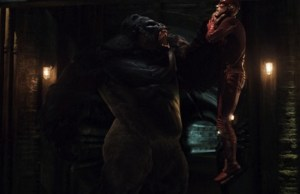 The Flash: gorila Grodd ataca Central City