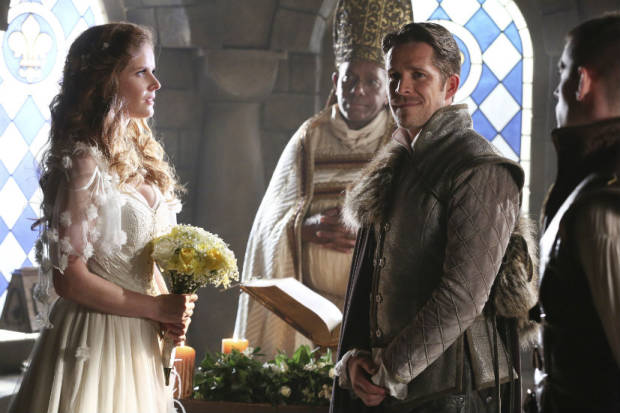 Once Upon a Time promove Sean Maguire e Rebecca Mader