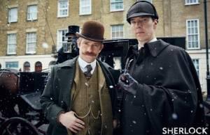 Especial de Sherlock ganha data de estreia