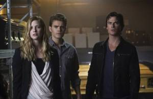 The Vampire Diaries: Stefan se envolve com antigo amor