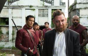 Into the Badlands: Sunny consegue fugir do Forte