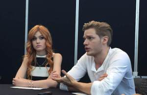 NY Comic-Con 2015: elenco de Shadowhunters fala sobre estreia do seriado 1