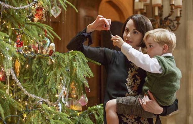 Downton Abbey ganha promo de seu último episódio