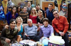 The Big Bang Theory celebra episódio 200