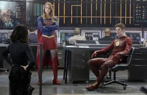 Supergirl: Barry visita National City
