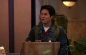Primeiros Passos: Steven Yeun em The Big Bang Theory