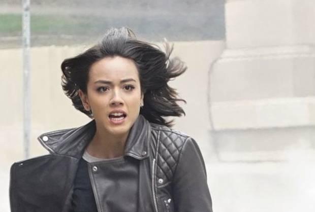 Daisy vê o futuro em Agents of S.H.I.E.L.D.
