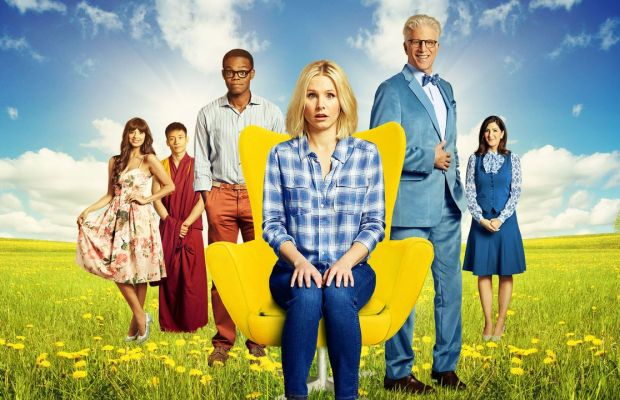 série the good place