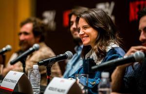 Bianca Comparato estrela a nova série da Netflix. Crédito: Pedro Saad/Netflix