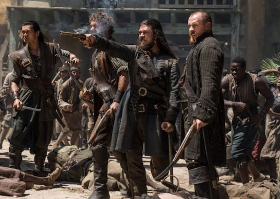 black sails 4 temporada